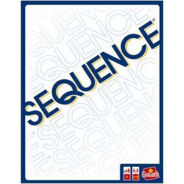 Oferta de Juego De Mesa Sequence por $849