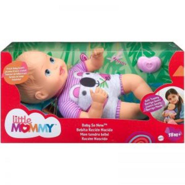 Oferta de Little Mommy Bebita Recién Nacida Chupón por $275