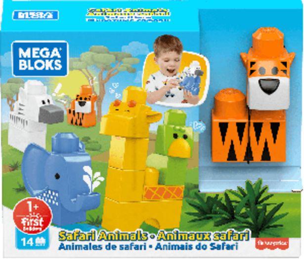 Oferta de Mega Blocks Animales Del Safari por $259