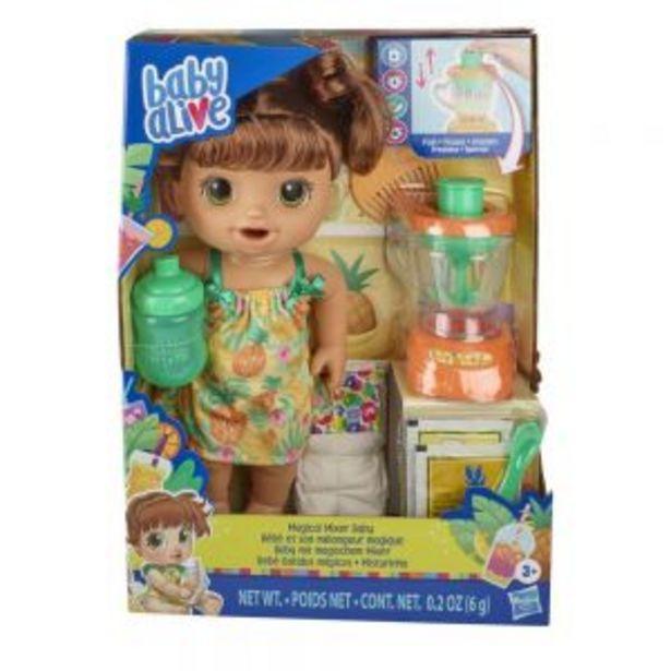 Oferta de Baby Alive Bebé Batidos mágicos por $959