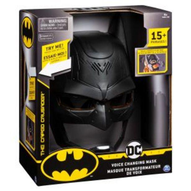 Oferta de Batman Mascara De Lujo por $839