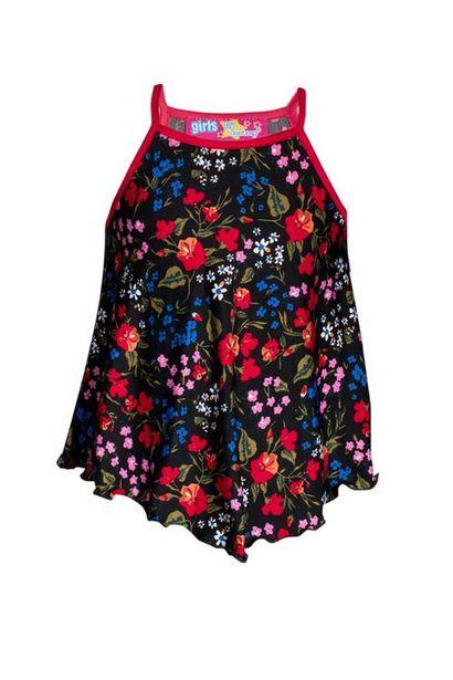 Oferta de Playera floral para niña por $50