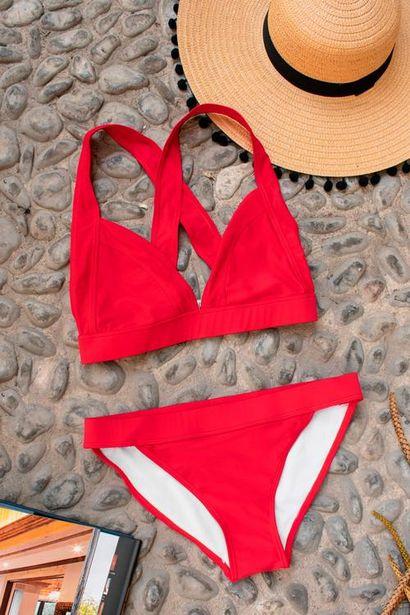 Oferta de Set de bikini liso por $120