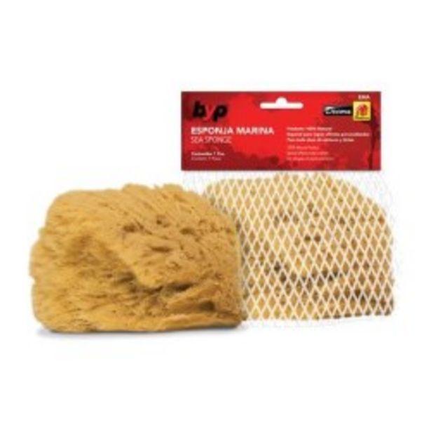 Oferta de Esponja marina para textura byp ema por $154.99