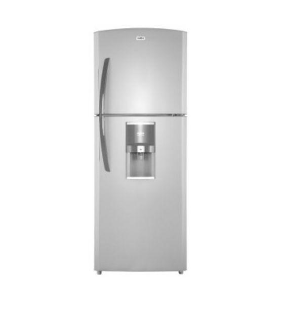 Oferta de Refrigerador silver con despachador 14 mabe... por $10665
