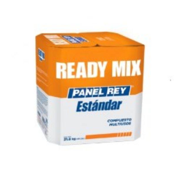 Oferta de COMPUESTO READY MIX ESTÁNDAR  PANEL REY 21.8KG por $228.99
