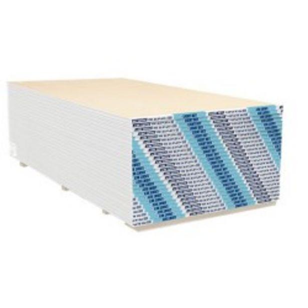 Oferta de Carton yeso light rey 4x8 pies 3/8 pulgada... por $144.99