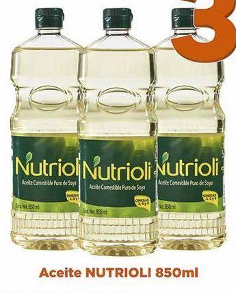 Oferta de Aceite Nutrioli por