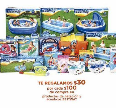 Oferta de Productos de natación y acuáticos Bestway por