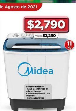 Oferta de Lavadoras Midea  por $2790