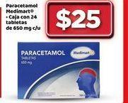 Oferta de Medicamentos PARACETAMOL por $25