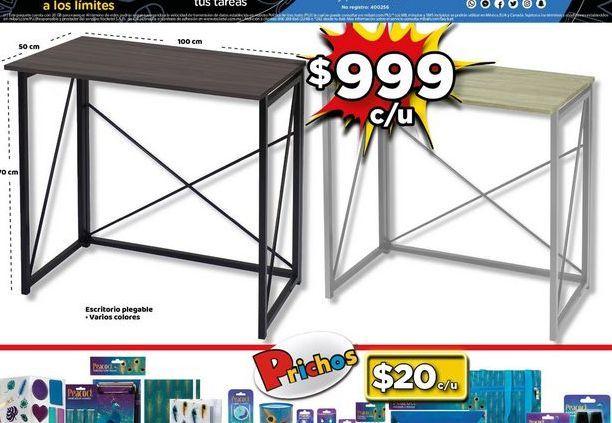 Oferta de Mesa por $999