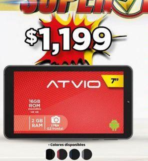 Oferta de Tablet por $1199
