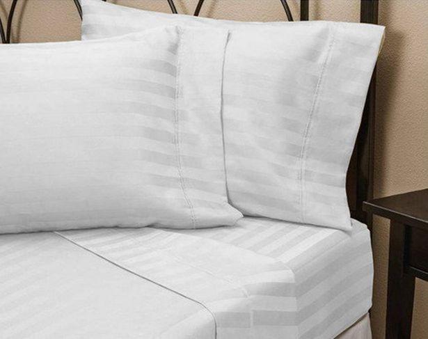 Oferta de Sabánas Matrimonial Lehotel Blanca por $345
