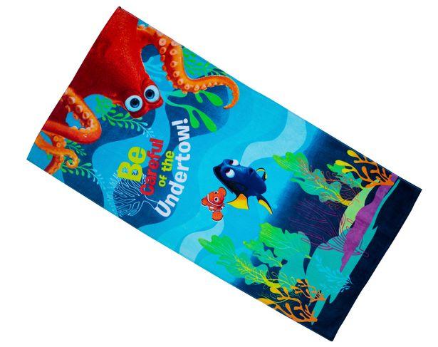 Oferta de Toalla Medio Baño Disney Dory por $174