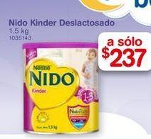 Oferta de Leche en polvo Nido deslactosada 1.500 kg por $237