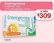 Oferta de Medicamentos Enterogermina por $309
