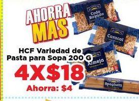 Oferta de Pasta HCF 200 gr por