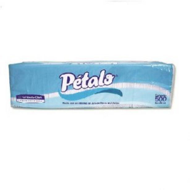 Oferta de PETALO SERVILLETAS C/5 por $42.5