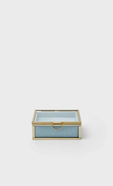 Oferta de Cajita anillos por $299