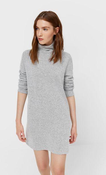 Oferta de Vestido corto tacto suave por $449