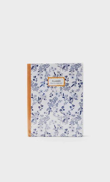Oferta de Mini planner flores por $239