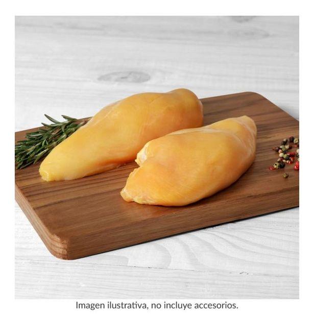 Oferta de Pechuga de pollo   sin hueso fresca por kg por $109