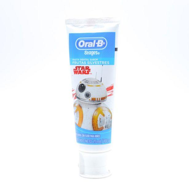 Oferta de Oral-B Stages Pasta Dental Star Wars con 75 mL por $53