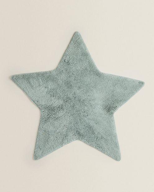 Oferta de Alfombra Baño Estrella por $699