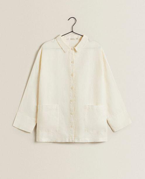 Oferta de Camisa Lino por $1199