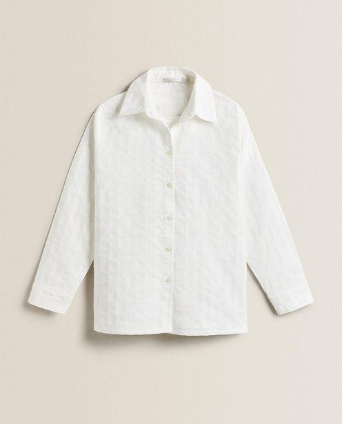Oferta de Camisa Seersucker por $1099