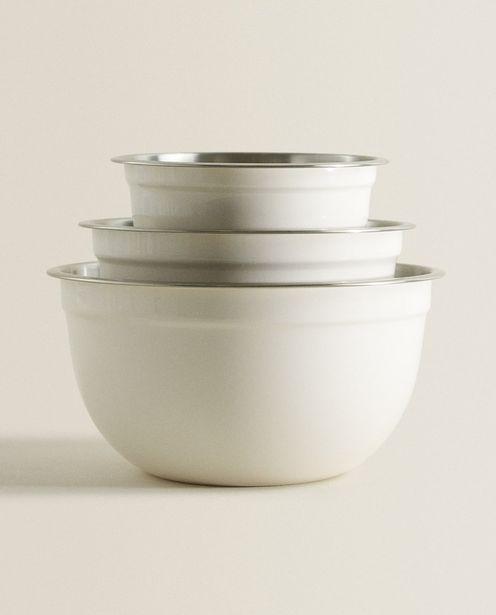 Oferta de Bowl Mezclador Apilable por $299