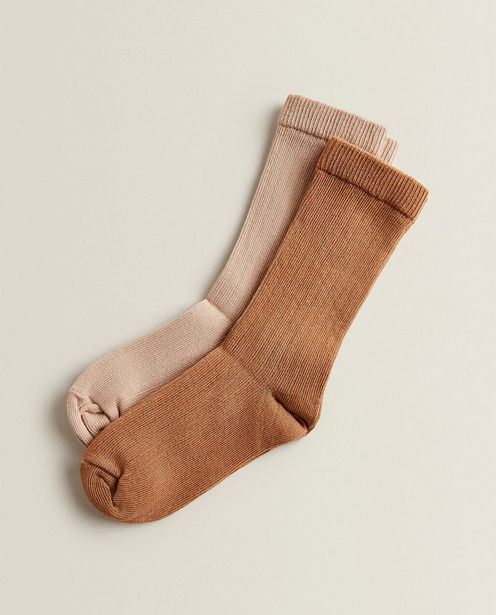 Oferta de Calcetines Canalé (Pack De 2) por $299