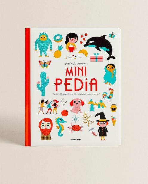 Oferta de Libro Minipedia por $699