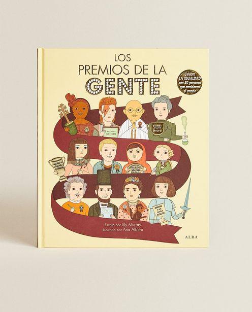 Oferta de Libro Los Premios De La Gente por $599