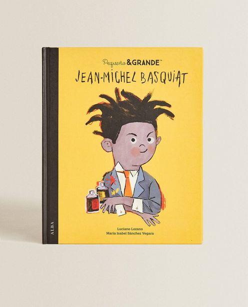Oferta de Libro Jean-Michel Basquiat por $559