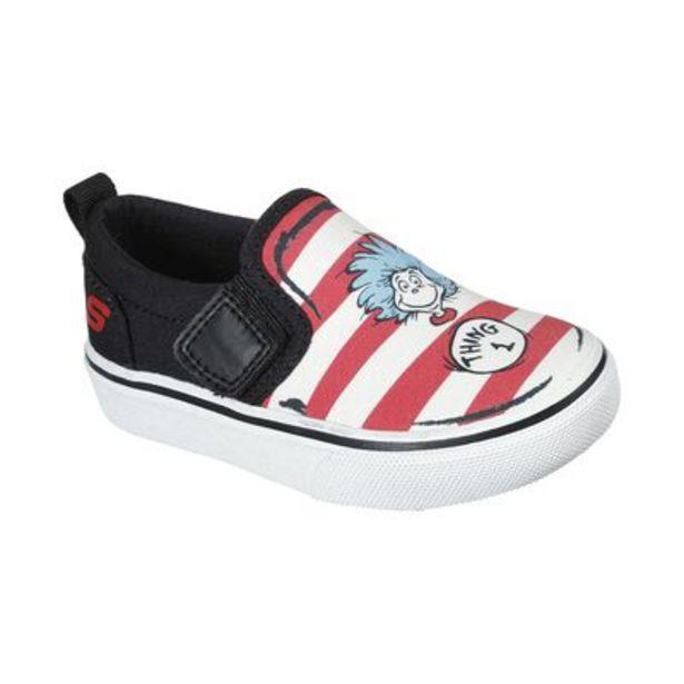Oferta de Calzado Skechers Dr. Seuss: Street Fame - Things at Play para Niño por $1049