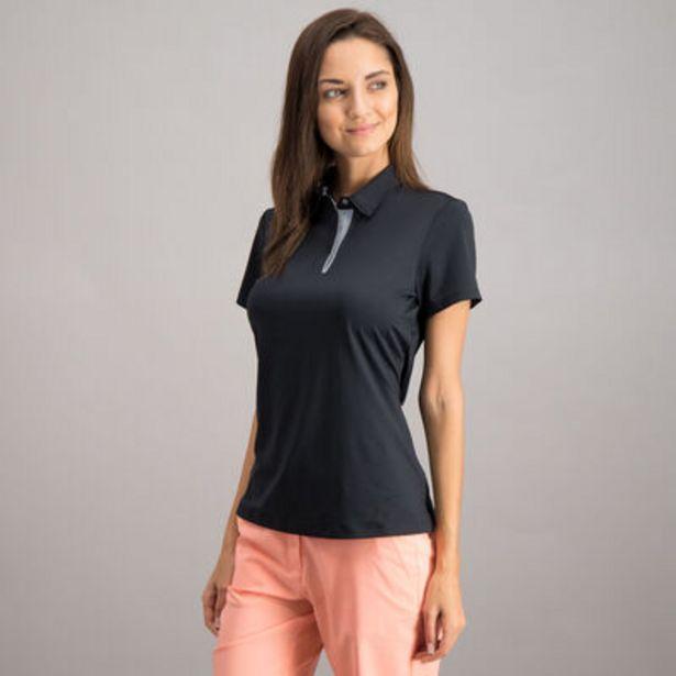Oferta de Playera Polo Skechers Performance Go Golf para Mujer por $719