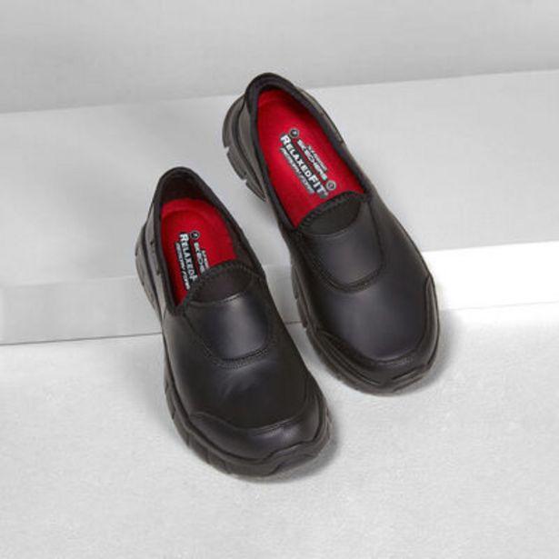 Oferta de Calzado Skechers Relaxed Fit Work: Sure Track para Mujer por $1100.4