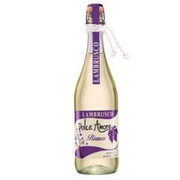 Oferta de Vino blanco Dolce Amore 750 ml por $165.3