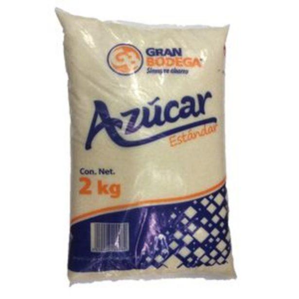 Oferta de Azucar santard La Gran Bodega 2 kg por $45.7