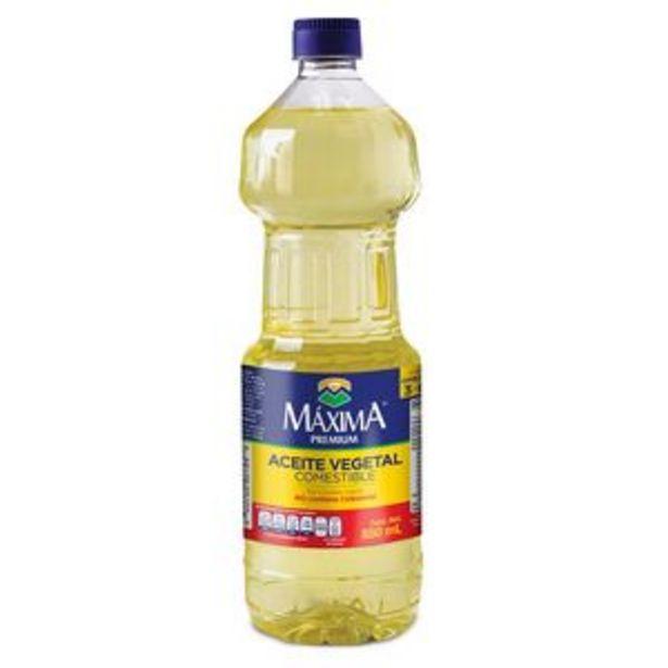 Oferta de Aceite Maxima 850 ml por $34.1