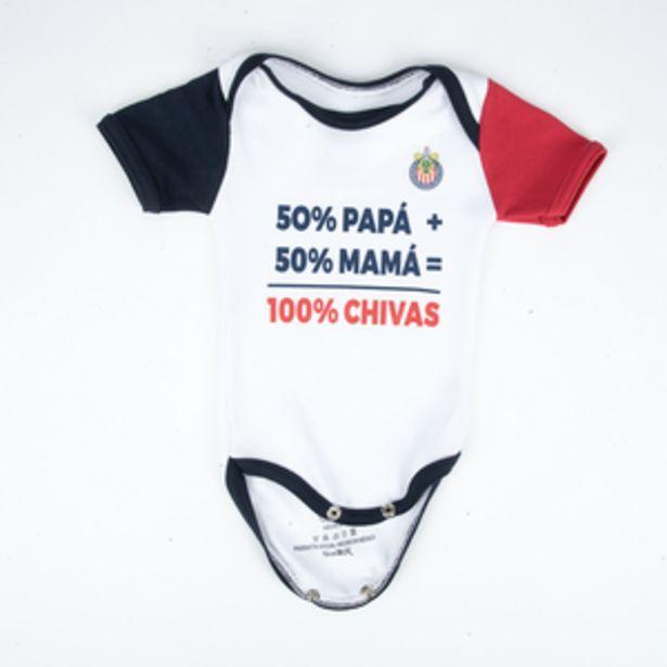 Oferta de PAÑALERO 100% CHIVAS BLANCO NIÑO por $129