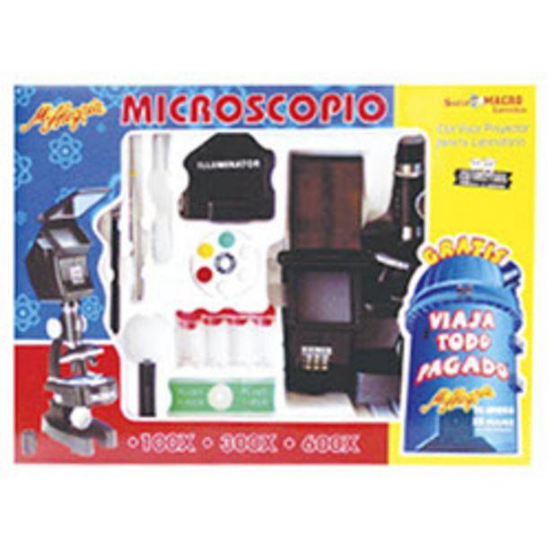 Oferta de Microscopio con proyector por $825