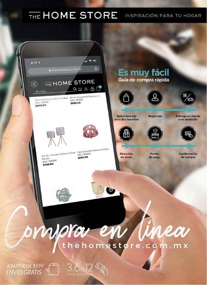 Oferta de Compra en línea por