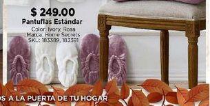 Oferta de Pantuflas por $249