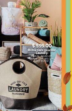 Oferta de Bolsa para guardar laundry por $599