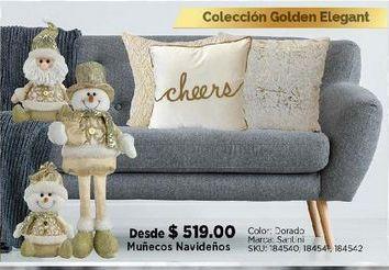 Oferta de Muñecos navideños por $519