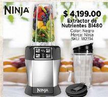 Oferta de Extractor de nutrirntes NINJA por $4199