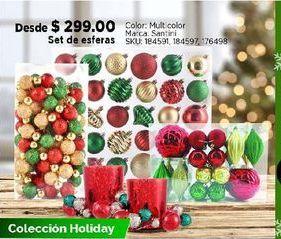 Oferta de Set de esferas por $299